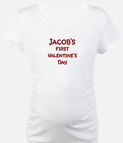 Jacobs First Valentines Day Shirt