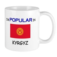 I'm Popular In KYRGYZ Mug