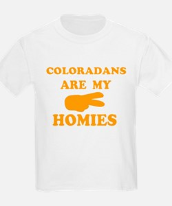 Coloradans are my homies T-Shirt