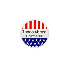 I Was There Mini Button (10 pack)