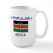 I'm Popular In KENYA Mug