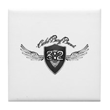 Caleb Berg Band Tile Coaster