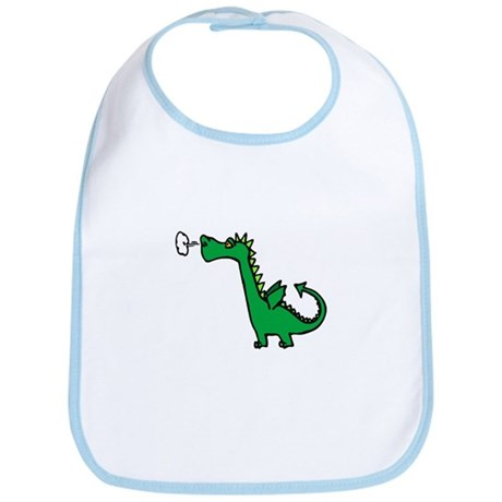 Puff Dragon Bib