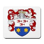 Van Nuys Coat of Arms Mousepad