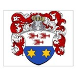 Van Nuys Coat of Arms Small Poster