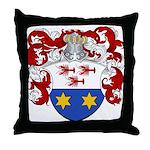 Van Nuys Coat of Arms Throw Pillow