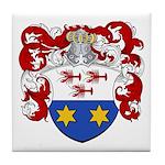 Van Nuys Coat of Arms Tile Coaster