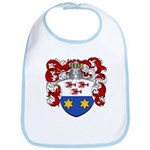 Van Nuys Coat of Arms Bib