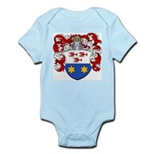 Van Nuys Coat of Arms Infant Creeper