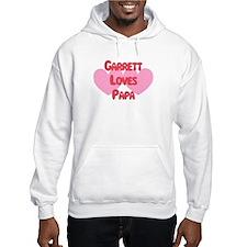 Garrett Loves Papa Hoodie