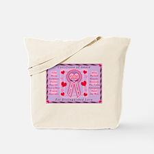 LOVE AWARD Tote Bag