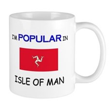 I'm Popular In ISLE OF MAN Mug