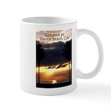 Romance at Venice Beach, Cali Mug