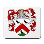 Van Oosten Coat of Arms Mousepad