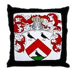 Van Oosten Coat of Arms Throw Pillow