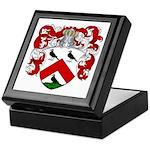 Van Oosten Coat of Arms Keepsake Box