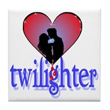 twilighter /bb Tile Coaster