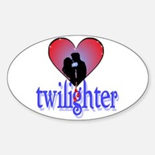 twilighter /bb Oval Decal