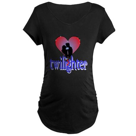 twilighter /bb Maternity Dark T-Shirt