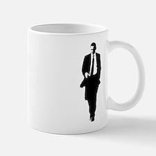 Big Obama Silhouette Mug