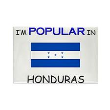 I'm Popular In HONDURAS Rectangle Magnet