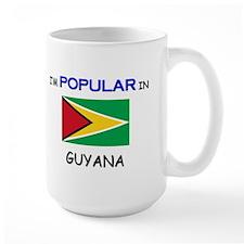 I'm Popular In GUYANA Mug