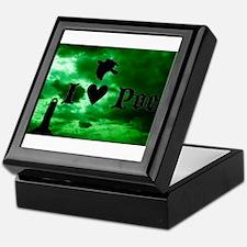 I Heart Poe Keepsake Box