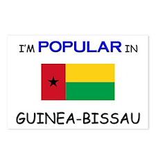 I'm Popular In GUINEA-BISSAU Postcards (Package of