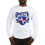 Van Pelt Coat of Arms Long Sleeve T-Shirt