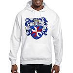 Van Pelt Coat of Arms Hooded Sweatshirt
