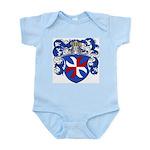 Van Pelt Coat of Arms Infant Creeper