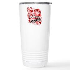 I Love Edward Cullen Travel Mug