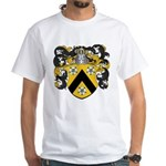 Van Putten Coat of Arms White T-Shirt