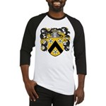 Van Putten Coat of Arms Baseball Jersey