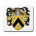 Van Putten Coat of Arms Mousepad