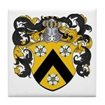 Van Putten Coat of Arms Tile Coaster
