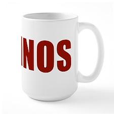 Stop RINOS Mug