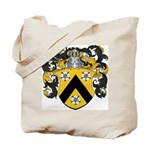 Van Putten Coat of Arms Tote Bag