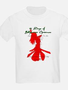 12 Days Kids T-Shirt