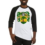 Van Rees Coat of Arms Baseball Jersey