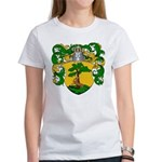 Van Rees Coat of Arms Women's T-Shirt