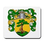 Van Rees Coat of Arms Mousepad