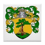 Van Rees Coat of Arms Tile Coaster