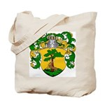 Van Rees Coat of Arms Tote Bag