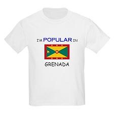 I'm Popular In GRENADA T-Shirt