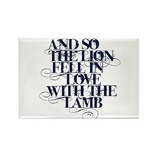 Twilight Quote Rectangle Magnet