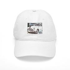 """""""1946 Buick Ad"""" Baseball Cap"""