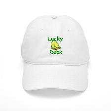 Lucky Duck Baseball Cap
