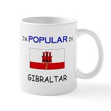 I'm Popular In GIBRALTAR Mug