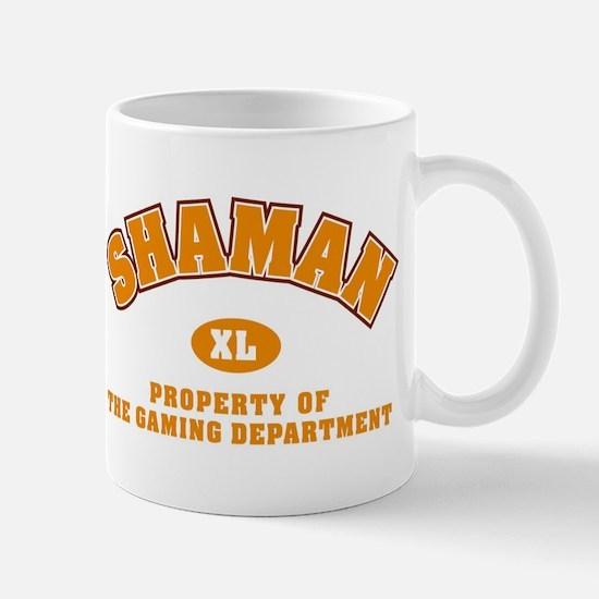 Shaman Dept Mug